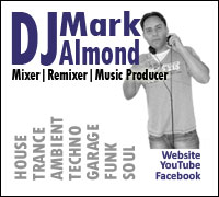 Click to Visit DJ Mark Almond Official Site