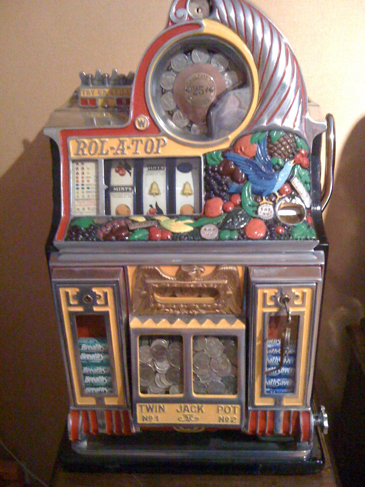 Uk Slot Machines